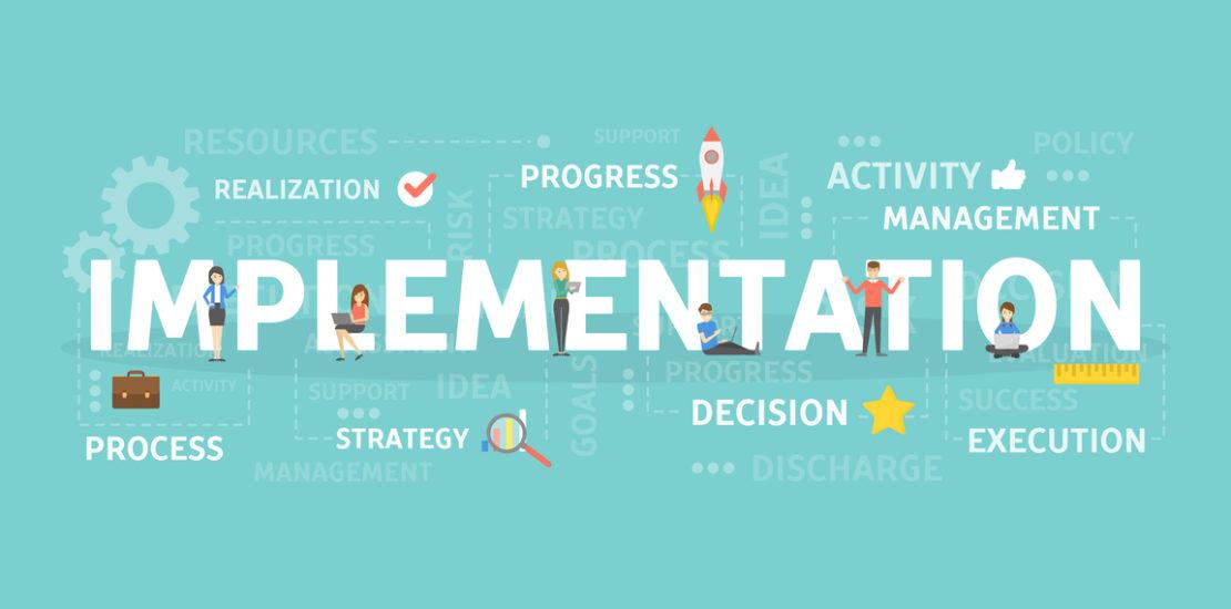 Implementation & Upgrades